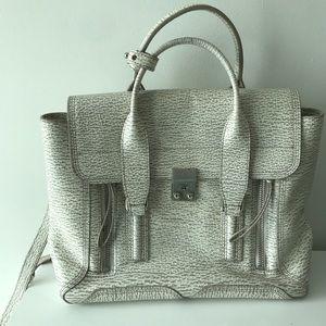 3.1 Phillip Lim Medium Textured Handle Bag